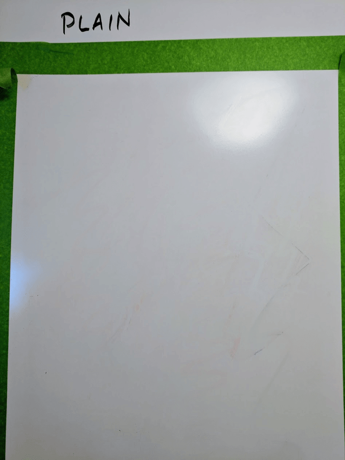 clean whiteboards final control