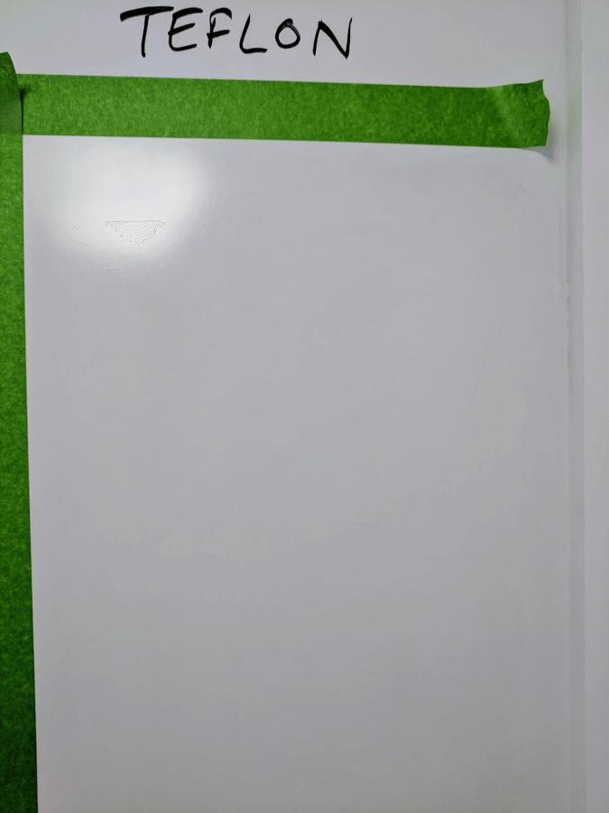 clean whiteboards finalist teflon